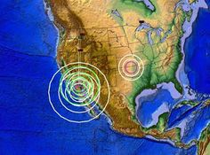 As of February 2015 , a borderline magnitude) earthquake has struck South of Salton Sea in Baja Mexico – across the California border. Earthquake Prediction, Blood Red Moon, End Time Headlines, Science Guy, Weapon Of Mass Destruction, Cloud Shapes, Alternative News, Southern California, Mexico