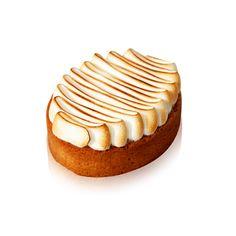 TARTE CITRON MERINGUEE Délicieuse tarte au subtil mariage du citron acidulé et de la meringue douce.