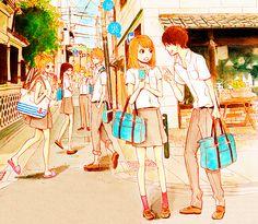 Tanako Ichigo - Orange I adoore it :)♥♡