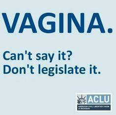 Ha! Good one, ACLU.