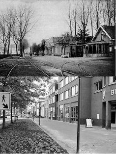 De Merk toen en nu.