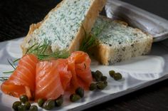 Best bagels ever! Make your own gravlax by salt-curing salmon for a fraction of what you pay at the deli.