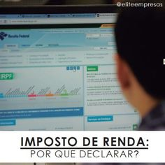 Entenda tudo sobre IR: http://contabilidadeelite.com.br/declaracao-de-imposto-de-…/ #eliteempresas #contabilidade #IR #impostoderenda #precisodeclararIR #IRPF