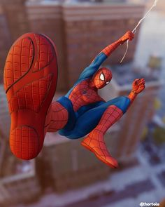 Classic🕷 All Spiderman, Spiderman Pictures, Amazing Spiderman, Spiderman Classic, Spiderman Costume, Marvel Comic Universe, Marvel Dc Comics, Marvel Heroes, Marvel Avengers