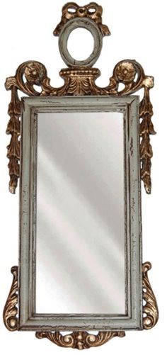 Hickory Manor House Ornate French Arch Wall Mirror - x in. French Mirror, Mirrors Wayfair, Accent Mirrors, French Rococo, Glass Mirror, Mirror, French Walls, Traditional Mirrors, French Arch
