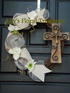 Spring Wreath/ Easter Wreath (image only)