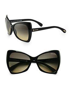 Tom Ford * Nico Sunglasses #GiveSaks