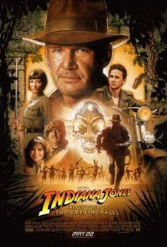 Movies Indiana Jones and the Kingdom of the Crystal Skull - 2008