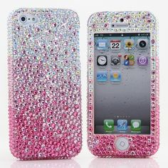 Bling Crystals Phone Case For IPhone 6, IPhone 6 PLUS, IPhone 4, 5, 5S, 5C