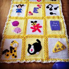 Blanket no6 I made