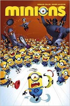 Minions series from the creators of 'Despicable Me'