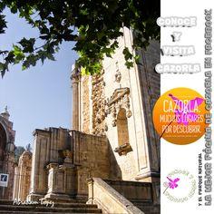 La Iglesia Mayor de Santa María, por desgracia la encontramos en estado de ruina, pero no por ello ha perdido su belleza arquitectónica y paisajística. Su estilo es renacentista del siglo XVI y su autor fue el arquitecto Andrés de Vandelvira.