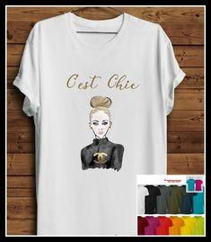 Inspired Tumblr Shirt Glen Coco Shirt. Available for men & ladies. upto 12 colors. XS-2XL. #etsy #chanel #bagaddict #luxury #luxe #chanelshirt #coco #tshirt #streetstyle #fashion #tumblrshirt #tumblrtee #etsyshop #etsylove #etsyfinds #girlpower #girl #girlweekend