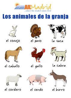 Animales de granja                                                                                                                                                     Más