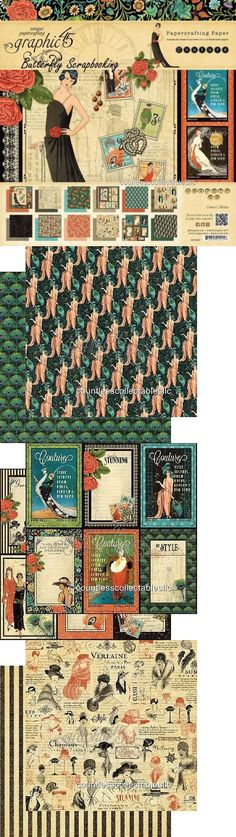 Other Crafting Paper 183184 Lot Graphic 45 Time To Celebrate 8X8 - ebay spreadsheet