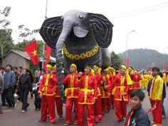 Lễ hội Thánh Gióng Sóc Sơn