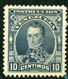 Venezuela - Simon Bolivar 1904
