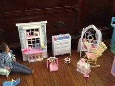Barbie nursery