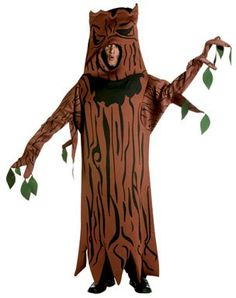 Scary Tree Adult Costume Reviews