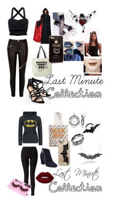 """""""Last Minute Collection"""" by cupcakecutie23 on Polyvore featuring Schutz, Festuvius, Miss Selfridge, BCBGeneration, Cost Plus World Market, Casetify, Ice, DB Designs and Lime Crime"""