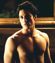 michael trevino/tyler lockwood; the main reason I watch the vampire diaries.