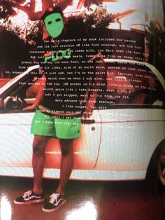 """Read Tyler, The Creator's Poem """"Tricolor"""" From <i>Boys Don't Cry</i>"""