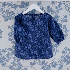 B Lilja blouse Liberty