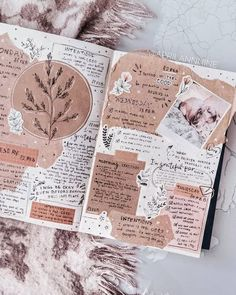 from my new video on my yt channel aprilannarts if you're interested to see full process with January 04 2020 at Bullet Journal School, Bullet Journal Aesthetic, Bullet Journal Notebook, Bullet Journal Ideas Pages, Bullet Journal Spread, Bullet Journal Inspo, Art Journal Pages, Art Journals, My Journal