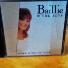 """FREE Shipping! RARE From 1996! """"Some Kind Of Luck"""" CD Single. Baillie & The…"""