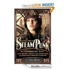 The Mammoth Book of Steampunk (Mammoth Books)