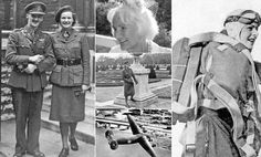 Revealed: Last surviving female British spy who infiltrated the Nazis #DailyMail