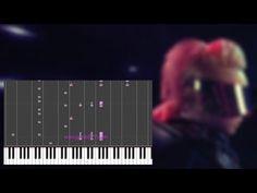 2NE1 - Come Back Home (Piano) - YouTube