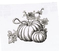 """Or a huge harvest moon as a backdrop. This unique UNMounted Pumpkin rubber image is new and never used. """"THE GREAT PUMPKIN! Now place on the bottom of aphoto page when you have those great pictures of the family picking out that perfect pumpkin! Life Tattoos, Body Art Tattoos, Halloween Drawings, Halloween Tattoo, Germany Tattoo, Pumpkin Tattoo, Autumn Tattoo, Drawing Tutorials For Beginners, Paper Collage Art"""