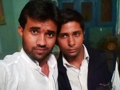 Me and Bhagirath Patel