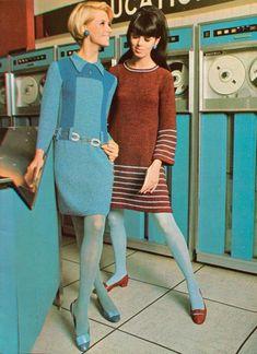 60s fashion/hair