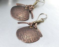 handmade copper jewelry - Google Search