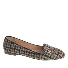 Sophie embroidered loafers : New Arrivals | J.Crew