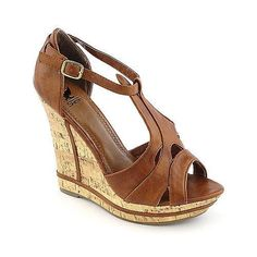 Shiekh  #shoes #wedge #sandals  $32