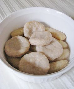 Caribbean Dumplings | Spinners & Sinkers | Recipe | Dumplings ...