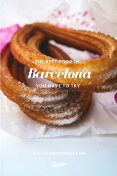 The best food to try in Barcelona. Travelling to barcelona has always been a dream. As a healthy vegetarian I was so excited to try all the amazing food in Barcelona! Tapas with sangria, bravas, nachos.. You have to try these foods in Barcelona!
