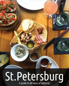 The Mill, just one of the amazing restaurants in St.Petersburg you'll want to visit.