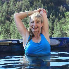 SwimUniversity.com Tackles Obesity with Hot Tub Yoga Video - PoolAndSpa.com