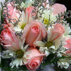 Fresh spring bouquet