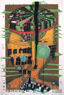 Paintings: Hundertwasser Paintings
