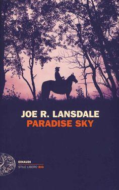 Libro Paradise Sky Joe R. Lansdale