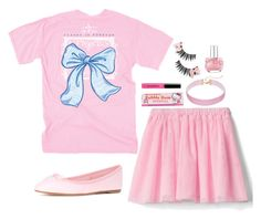 """""""•"""" by meow-im-dead-inside ❤ liked on Polyvore featuring Hello Kitty, Bobbi Brown Cosmetics and ANNA BAIGUERA"""