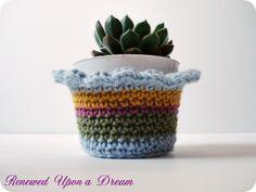 One Little Plant Cozy