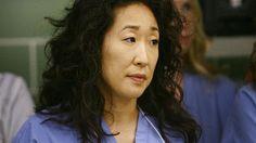 Cristina Yang (Sandra Oh): Grey's Anatomy Cristina Yang, Grey's Anatomy Season 13, Sandra Oh, Jessica Jones, Badass Women, Scandal Abc, Bad Timing, Ex Girlfriends, Female Characters