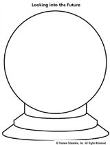 Draw the Future: Crystal Ball Worksheet