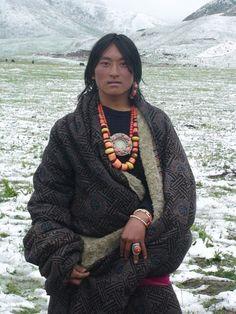 Khampa Nomad, Tibet